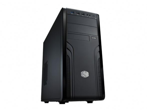 Cooler Master CM Force 500 Midi Tower Must