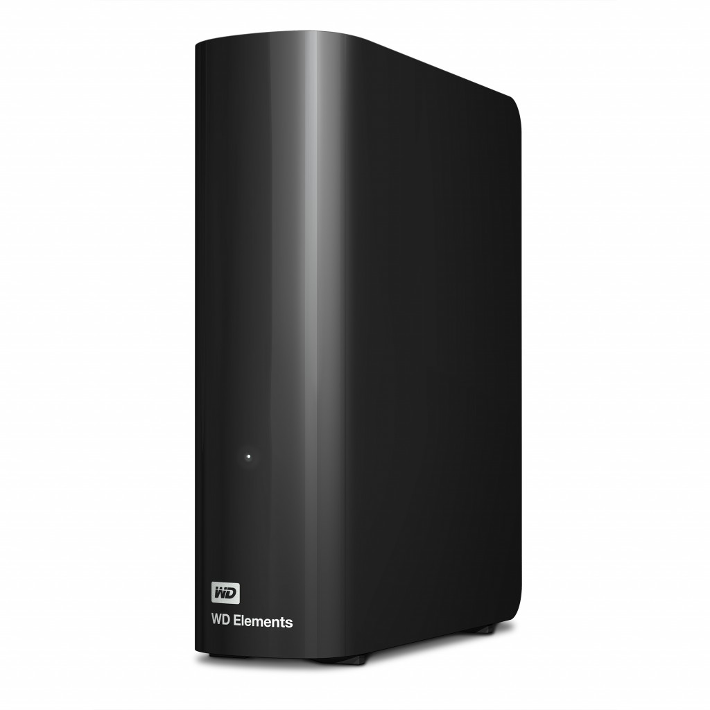 WD Elements external HDD USB3.0 4TB