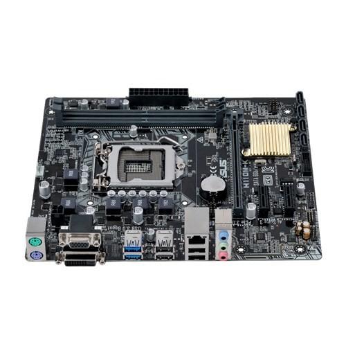 ASUS H110M-K LGA1151 microATX