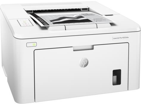Laser Printer|HP|LaserJet Pro M203dw|USB 2.0|WiFi|ETH|Duplex|G3Q47A#B19