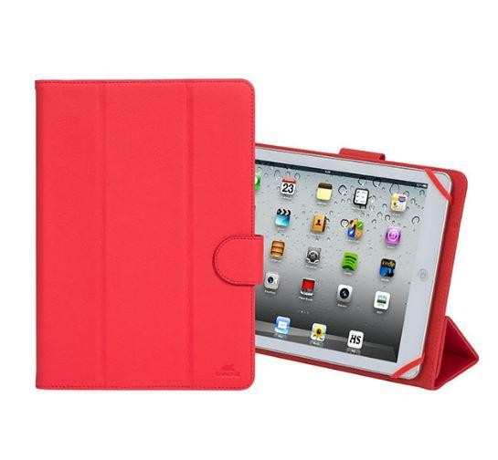 "TABLET SLEEVE 10.1"" MALPENSA/3137 RED RIVACASE"