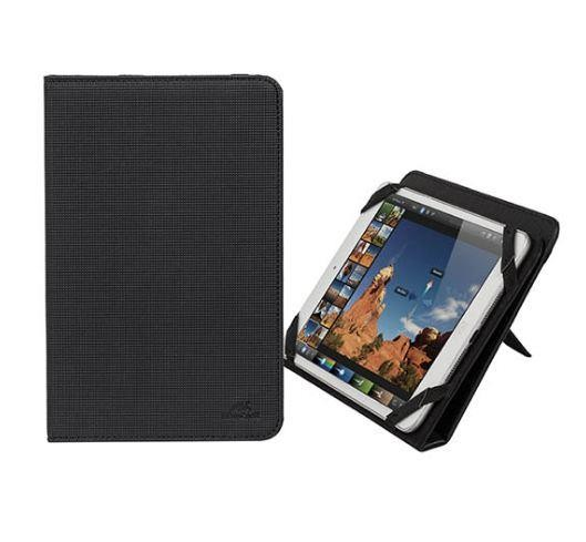 "TABLET SLEEVE 8"" GATWICK/3214 BLACK RIVACASE"