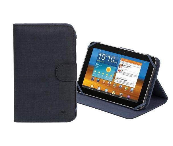 "TABLET SLEEVE 7"" BISCAYNE/3312 BLACK RIVACASE"