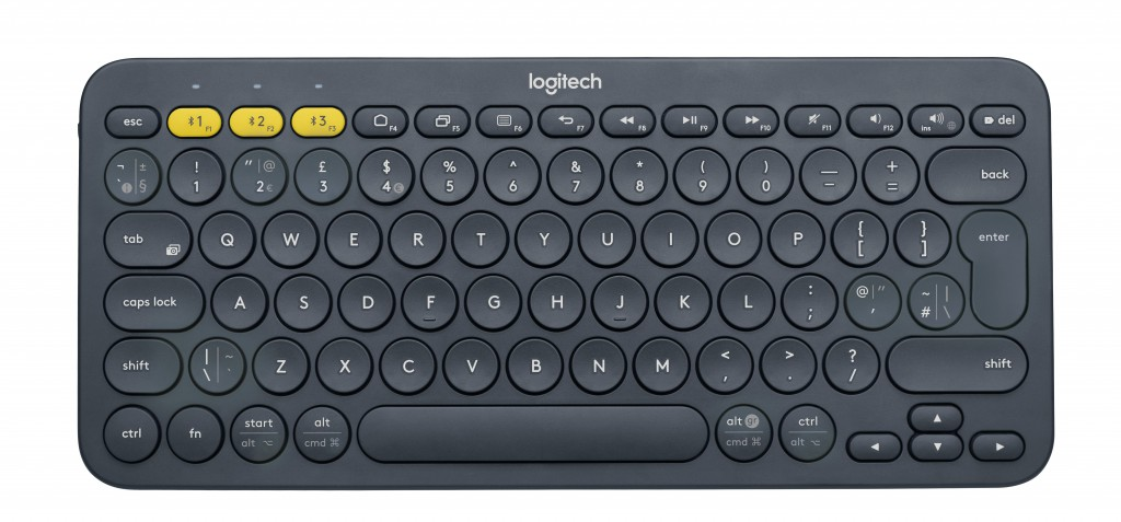 LOGITECH K380 Multi-Device Bluetooth Key