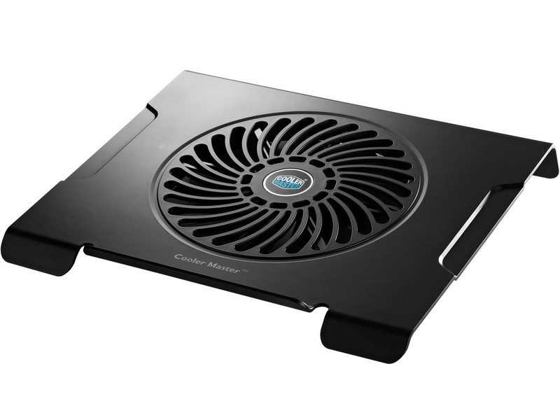 Cooler Master NotePal CMC3 550 g, Black, 322 x 290 x 50 mm