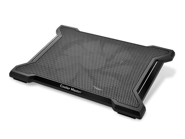 "Cooler Master Cooler Master X-Slim II Notebook cooler  whit silent 200mm fan up to 15.6"""