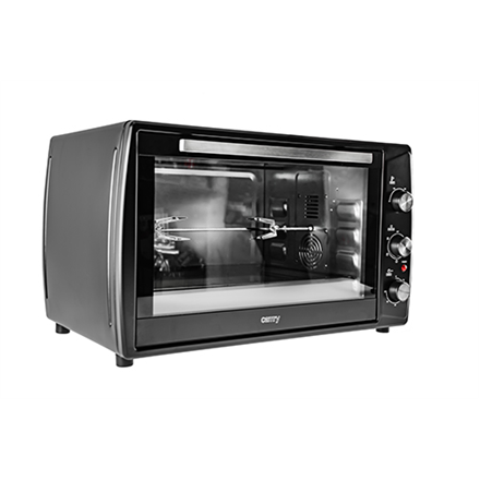 Camry Mini Oven CR 6017  63 L, Table top, Black, 2200 W