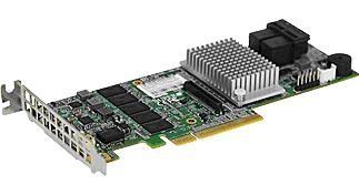 Supermicro AOC-S3108L-H8iR Ethernet 12000 Mbit/s Sisemine