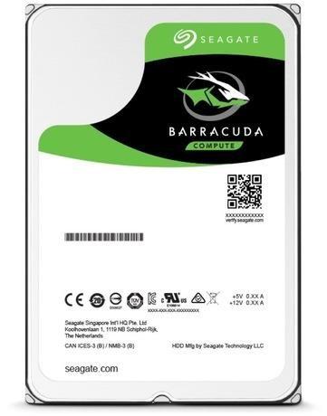 """Seagate Barracuda ST4000LM024 sisemine kõvaketas 2.5"""" 4000 GB Jada ATA III"""