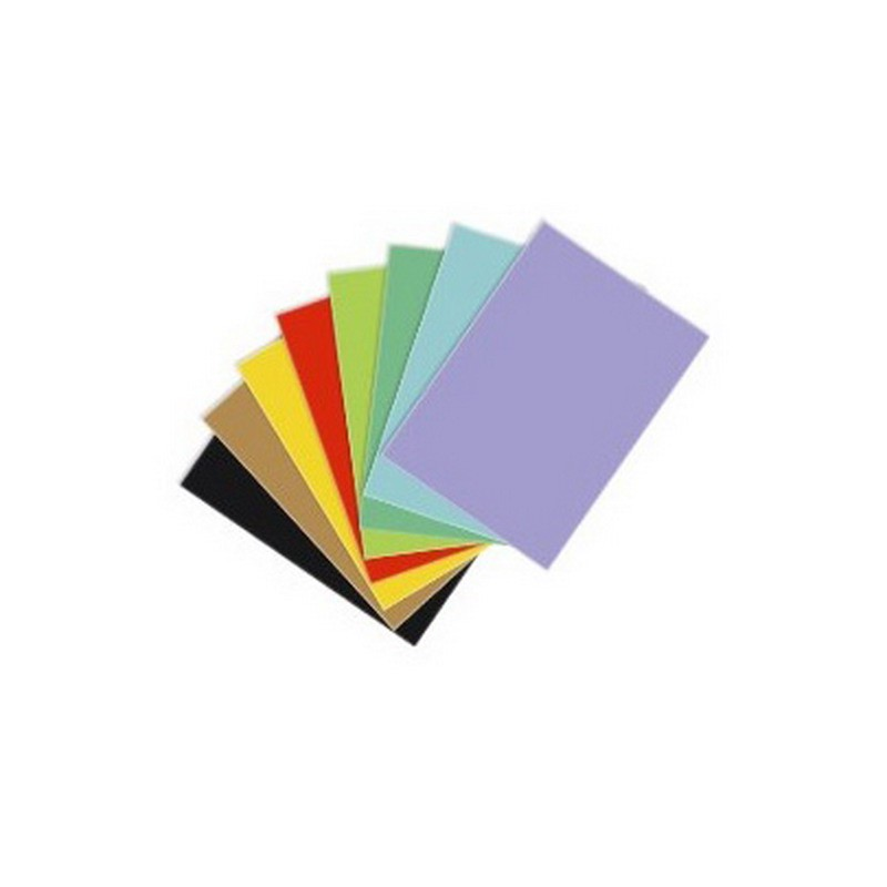 Värvipaber Kaskad A1, 64x90 cm, 225g/m2, 1 leht, helehall (nr.93)