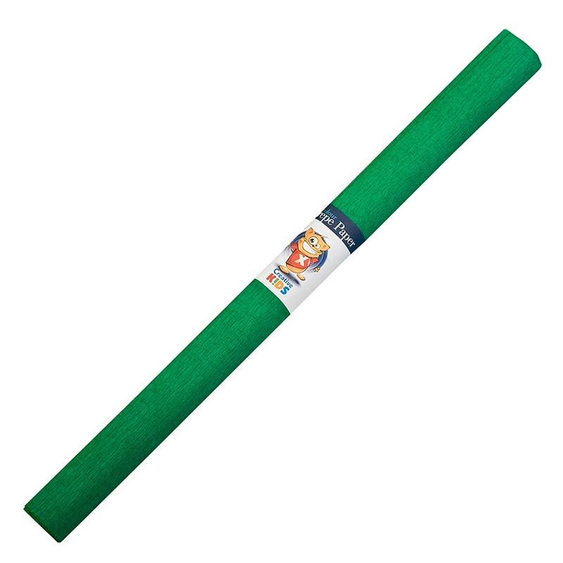 Krepp-paber Ico Creative Kids 0.5x2m roheline