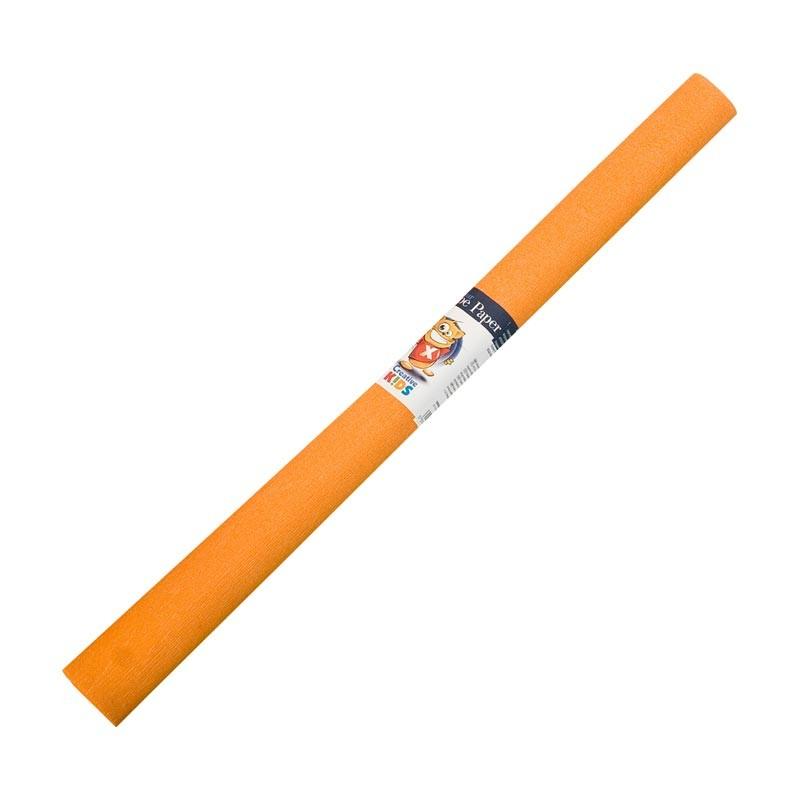 Krepp-paber Ico Creative Kids 0.5x2m oranž