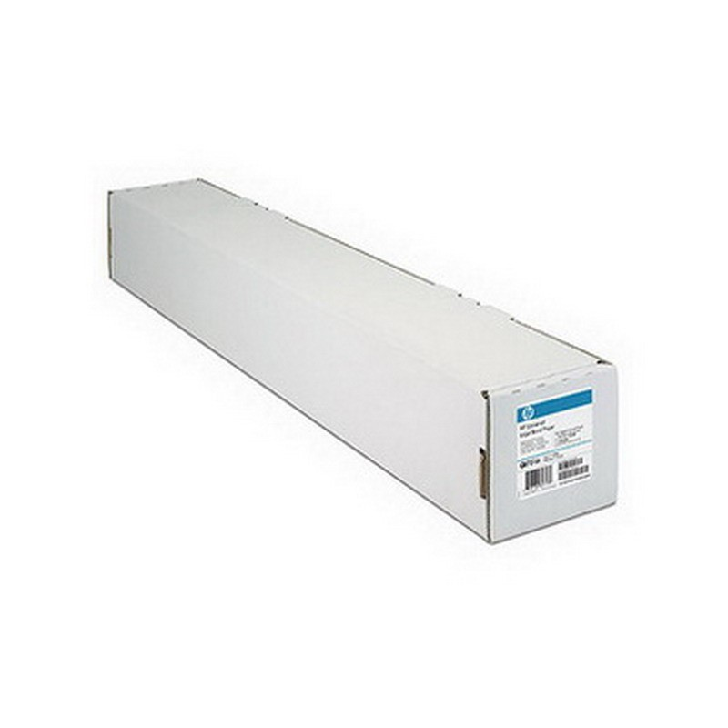 Plotteripaber HP Inkjet Q1396A 80g/m² 610mm x 45m