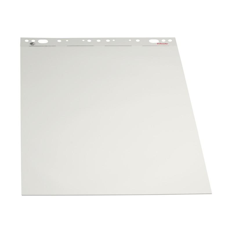 Tahvlipaberiplokk Esselte 60x85cm, kollakas valge