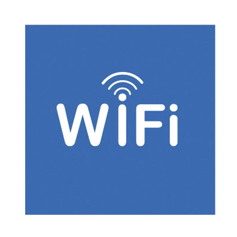 Etiketid Apli 114x114mm, wifi leviala