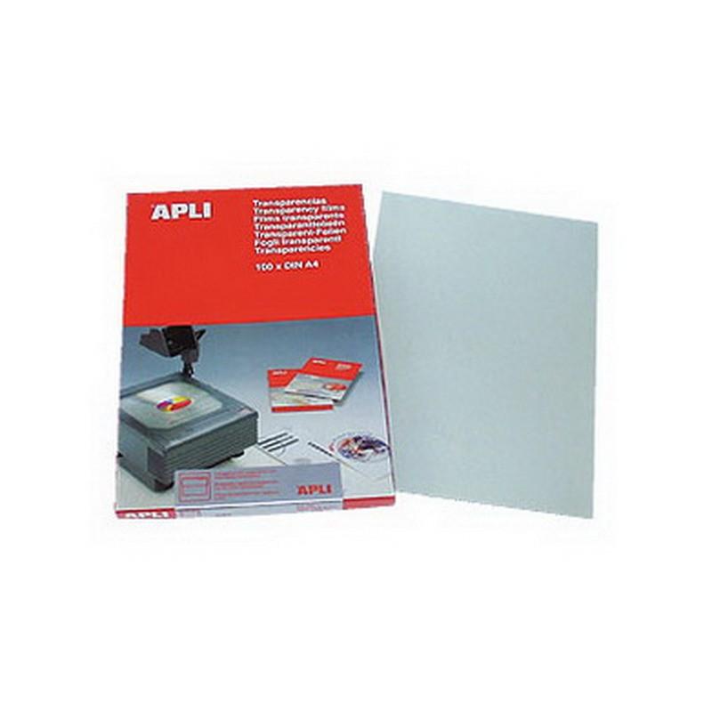 Grafokile laserprinterile  Apli A4 100l/pk
