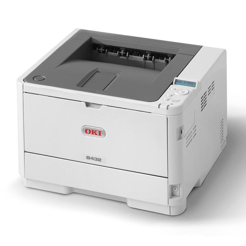 Laserprinter LED OKI B432dn