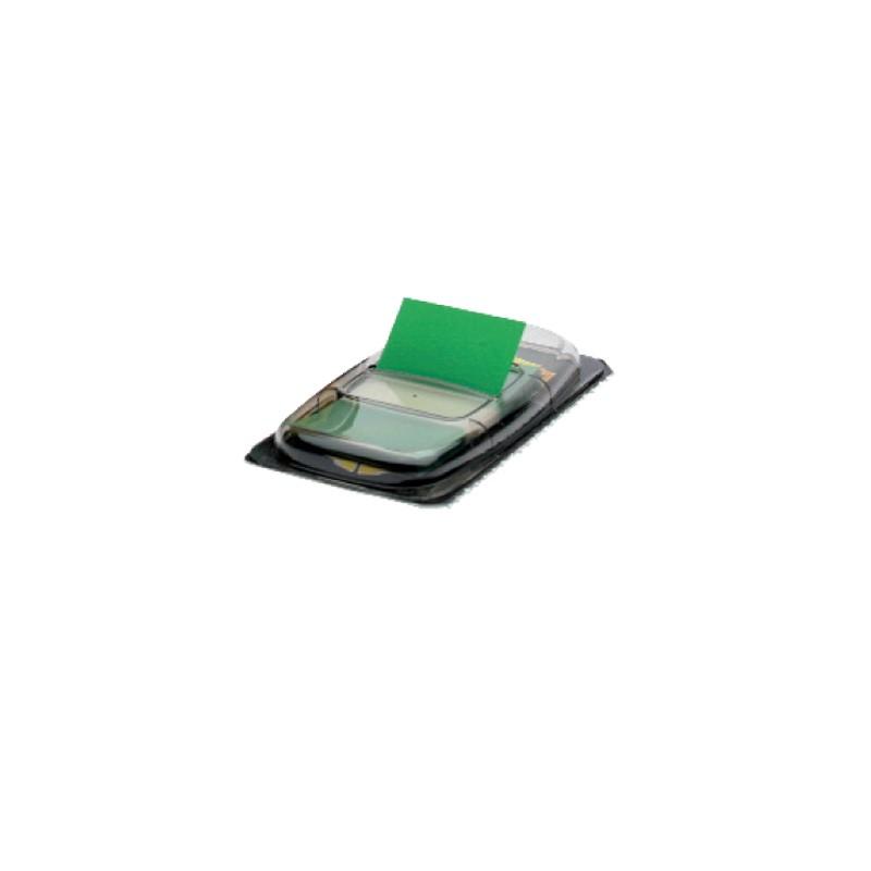 Indeksid Post-it 680 25,4x43,2mm 50tk/pk roheline