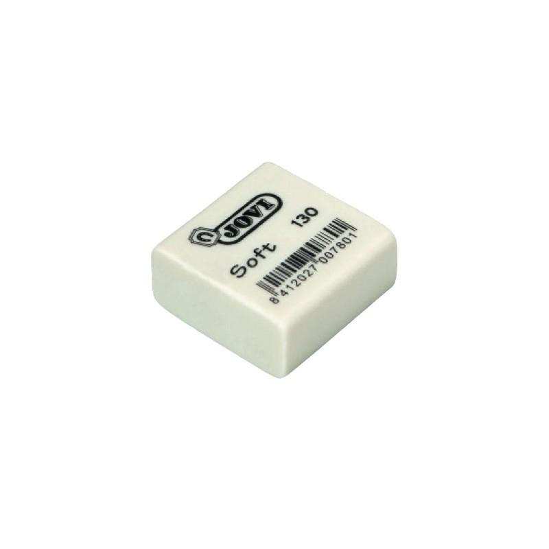 Kustutuskumm Jovi Soft 28,5x28x13,5mm assortii