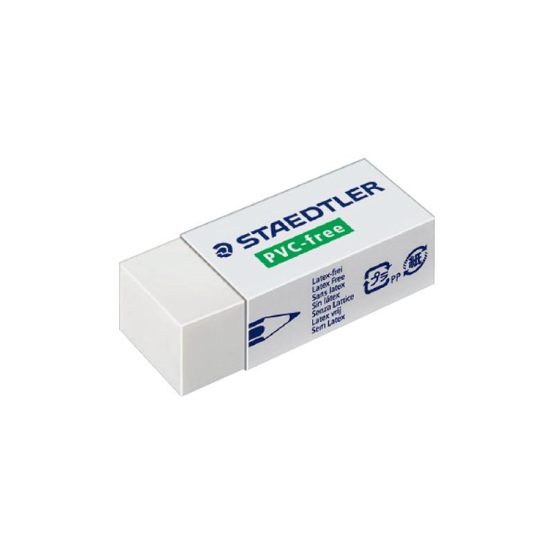 Kustutuskumm Staedtler PVC- vaba B30, 43x19x13mm