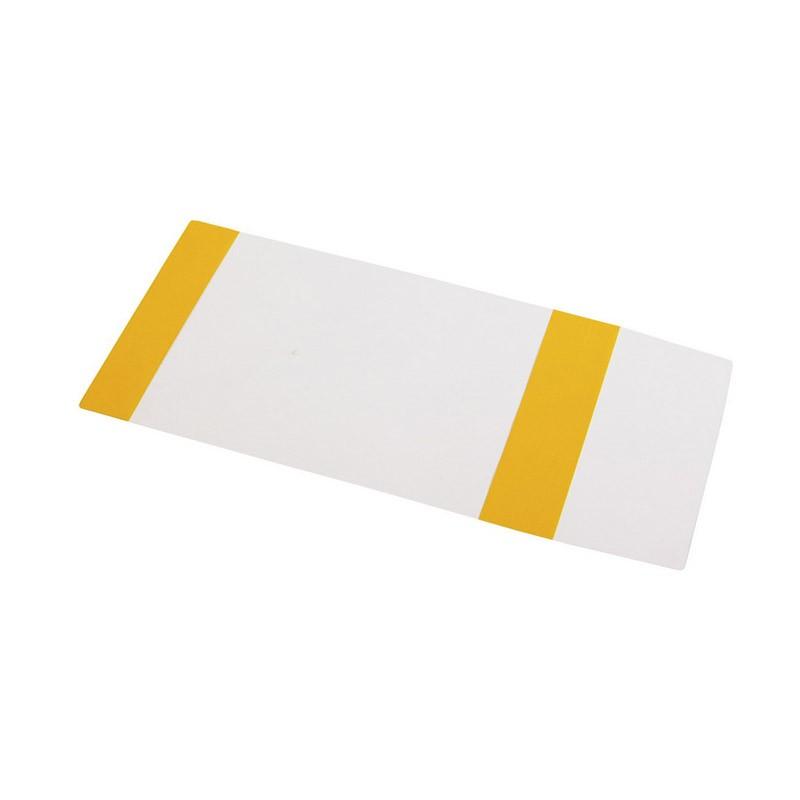 Kilekaaned vihikule A4, PVC, reguleeritavad