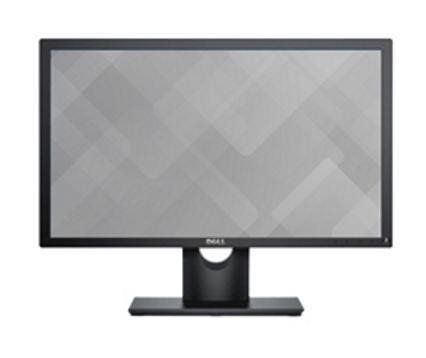 "DELL E Series E2216HV LED display 55,9 cm (22"") 1920 x 1080 pikslit Full HD LCD Must"