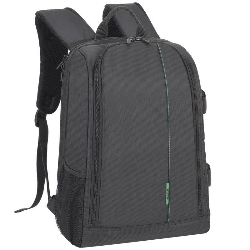 CAMERA ACC BACKPACK GR. MANTIS/BLACK 7490 (PS) RIVACASE