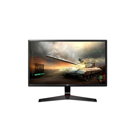 """LG Gaming 24MP59G-P 23.8 """", IPS, FHD, 1920 x 1080 pixels, 16:9, 5 ms, 250 cd/m², Black, HDMI, VGA, DP"""