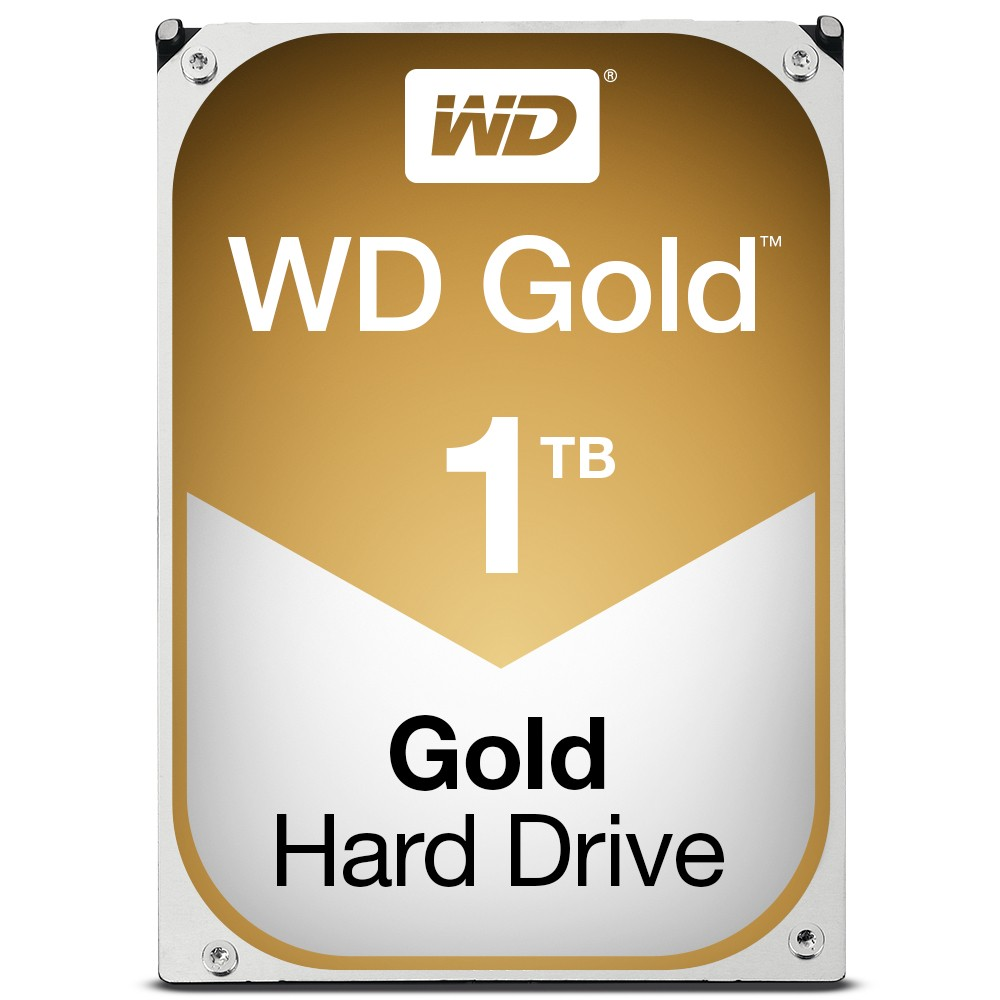 WD Gold 1TB HDD sATA 6Gb/s 512n