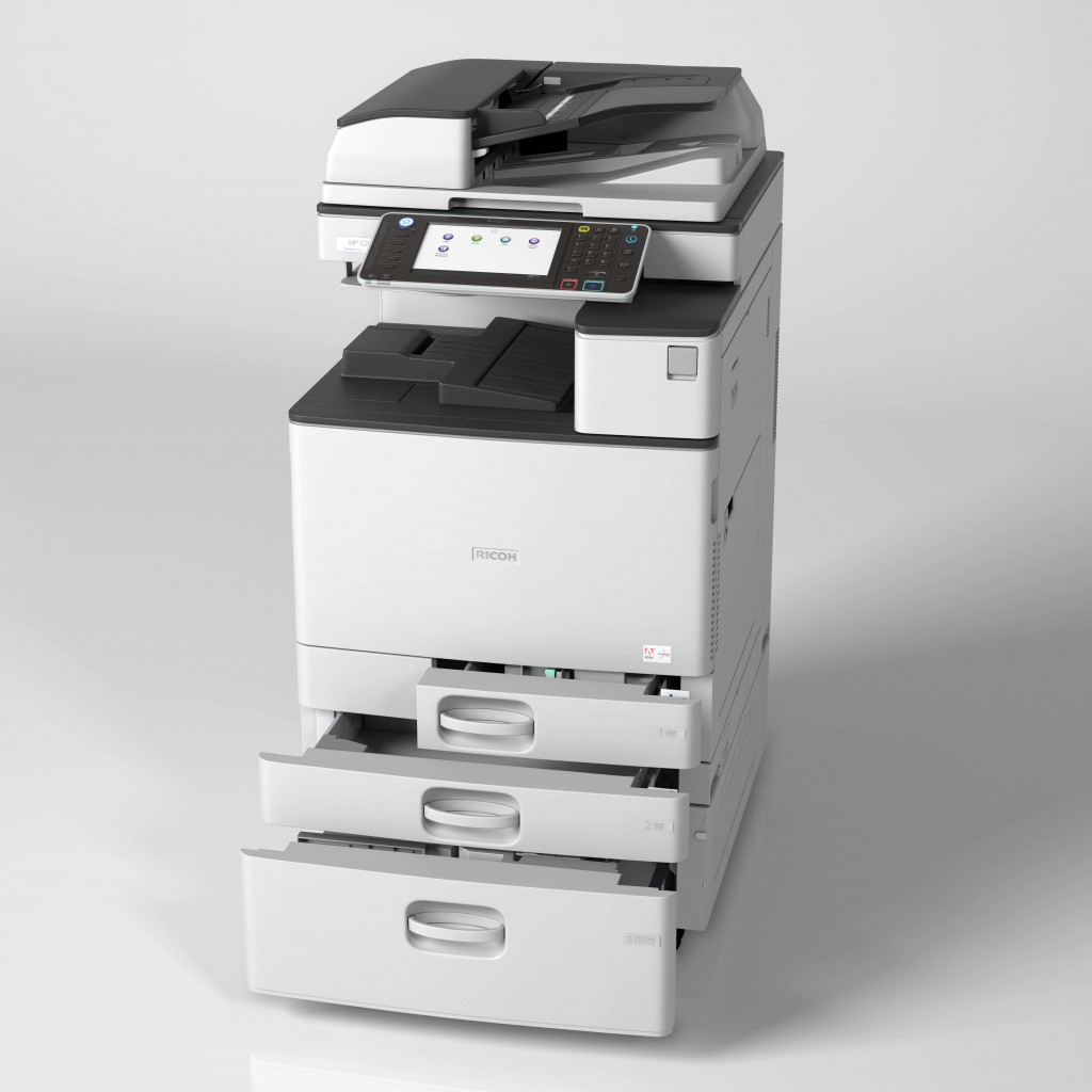 RICOH MPC2011SP A3 color MFP 20/20 ppm