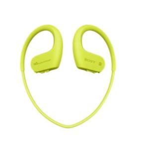 Sony Waterproof and dustproof Walkman NW-WS623G Lime Green, Yes, 4 GB