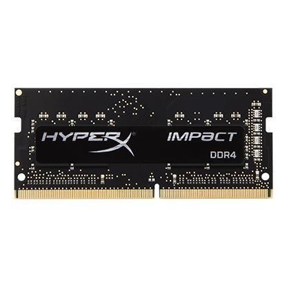 HyperX Impact 4GB DDR4 2400MHz mälumoodul 1 x 4 GB