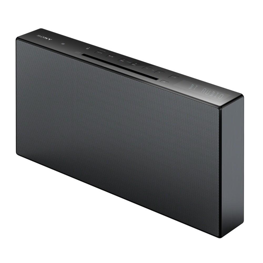 Sony CMT-X3CD Kodune audio minisüsteem 20 W Must