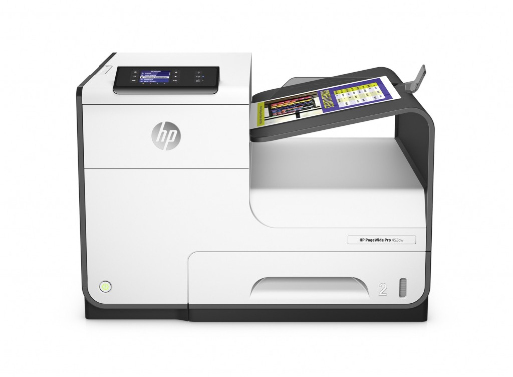 HP Page Wide Pro 452dw Printer
