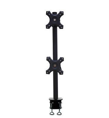 "Newstar FPMA-D700DV lauakinniti lamekuvarile 68,6 cm (27"") Klamber Must"