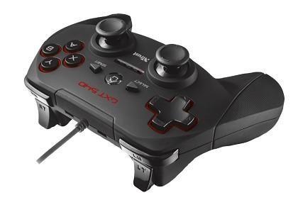 Trust GXT 540 Must RF Juhtpult PC, Playstation 3