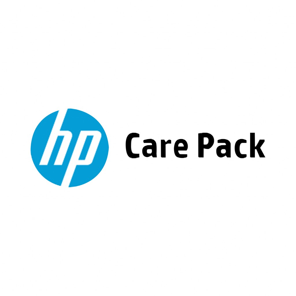 HP U4925PE garantii- ja tugiteenus