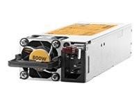 HP 800W FS Plat Ht Plg Pwr Supply Kit