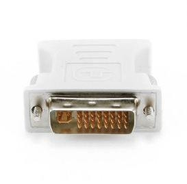 I/O ADAPTER DVI TO VGA/WHITE A-DVI-VGA GEMBIRD