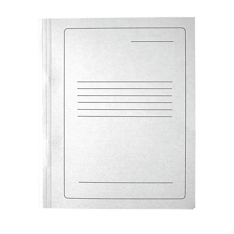 Kartongist kiirköitja SMLT A4, 250g, valge
