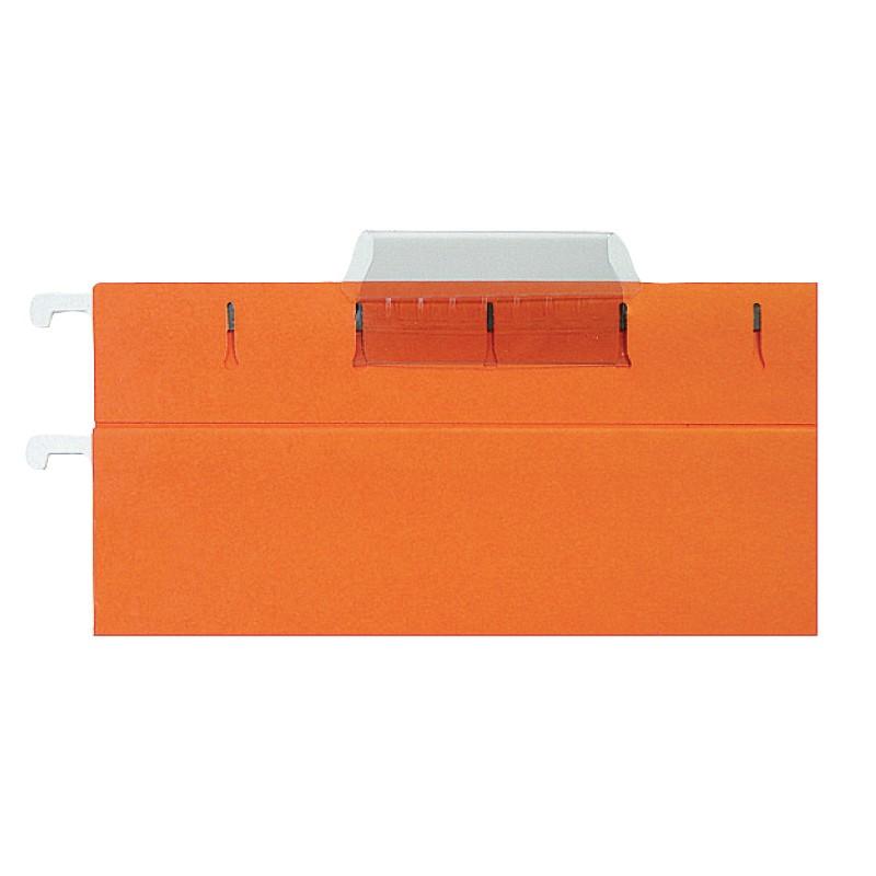 Rippkaante indeksiklambrid  JALEMA, E-Serie, 60 mm, 25tk