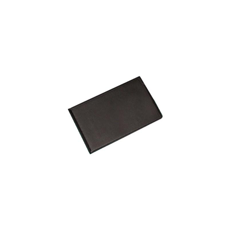 Visiitkaardihoidja Pantaplast, 24 kaarti, must