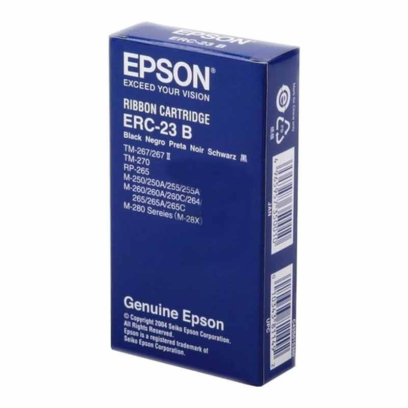 Trükilint EPSON ERC-23B must