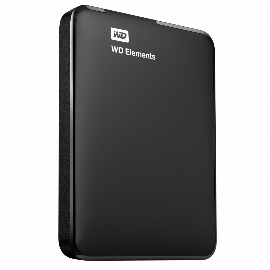 WD Elements ext portableHDD USB3.0 500GB