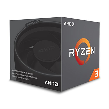 AMD Ryzen 3 1300X, 3.5 GHz, AM4, Processor threads 4, Packing Retail, Cooler included, Processor cores 4, Component for PC