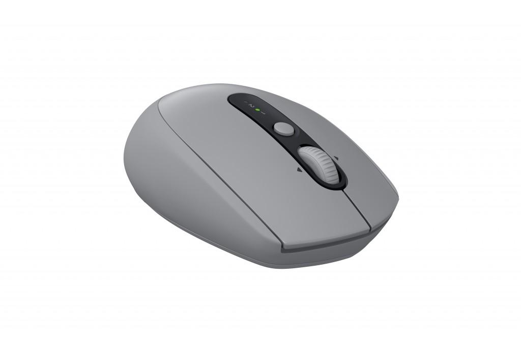 LOGI M590 Wirel.Mouse MID GREY TONAL