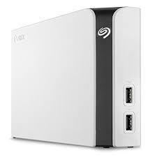 Seagate Game Drive Hub väline kõvaketas 8000 GB Valge