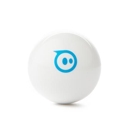 Sphero Mini App-enabled Robotic Ball - Robot  White, Plastic, No
