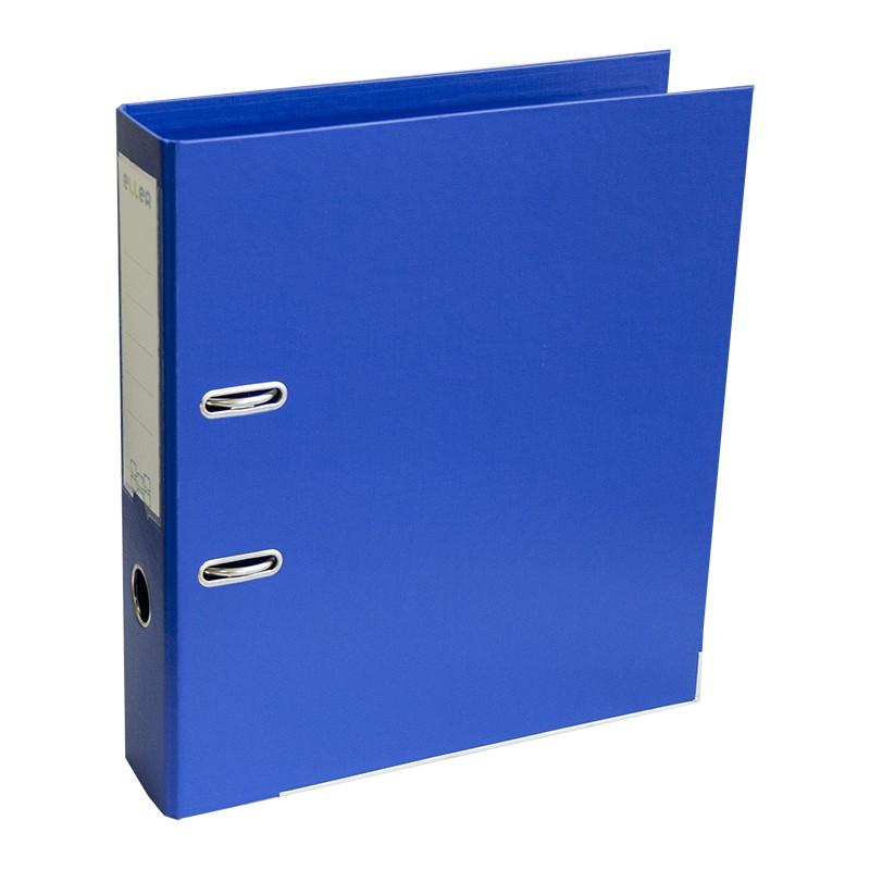 Registraator ELLER A4, 75mm metallist allserv, sinine