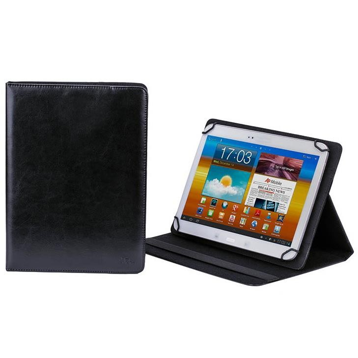 "TABLET SLEEVE ORLY 9-10.1""/3007 BLACK RIVACASE"